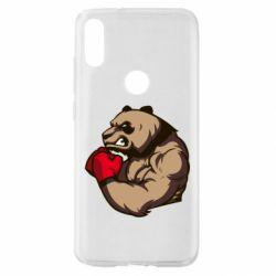 Чехол для Xiaomi Mi Play Panda Boxing
