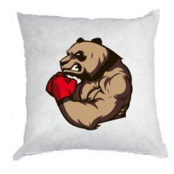 Подушка Panda Boxing - FatLine