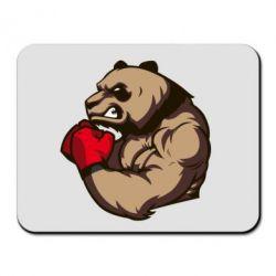 Коврик для мыши Panda Boxing - FatLine