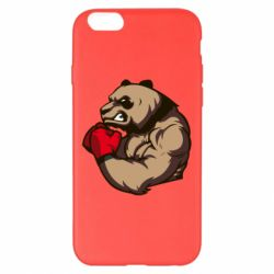 Чехол для iPhone 6 Plus/6S Plus Panda Boxing