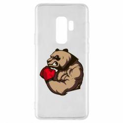 Чехол для Samsung S9+ Panda Boxing