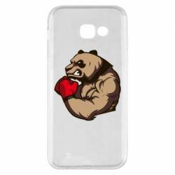Чехол для Samsung A5 2017 Panda Boxing