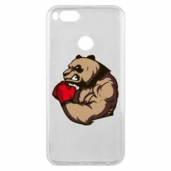 Чехол для Xiaomi Mi A1 Panda Boxing