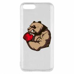 Чехол для Xiaomi Mi6 Panda Boxing