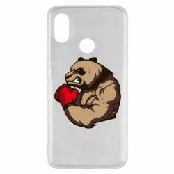 Чехол для Xiaomi Mi8 Panda Boxing