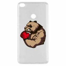 Чехол для Xiaomi Mi Max 2 Panda Boxing