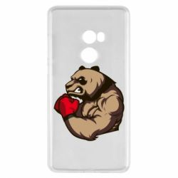 Чехол для Xiaomi Mi Mix 2 Panda Boxing