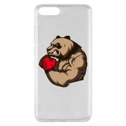 Чехол для Xiaomi Mi Note 3 Panda Boxing
