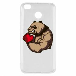 Чехол для Xiaomi Redmi 4x Panda Boxing