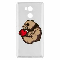 Чехол для Xiaomi Redmi 4 Pro/Prime Panda Boxing
