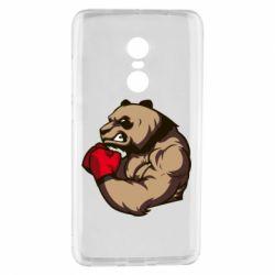 Чехол для Xiaomi Redmi Note 4 Panda Boxing