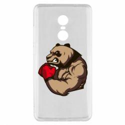 Чехол для Xiaomi Redmi Note 4x Panda Boxing