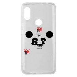 Чохол для Xiaomi Redmi Note Pro 6 Panda BP