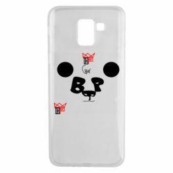Чохол для Samsung J6 Panda BP