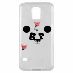 Чохол для Samsung S5 Panda BP