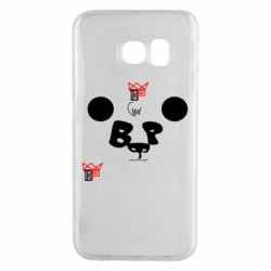 Чохол для Samsung S6 EDGE Panda BP