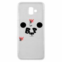 Чохол для Samsung J6 Plus 2018 Panda BP