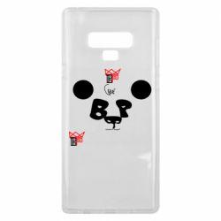 Чохол для Samsung Note 9 Panda BP