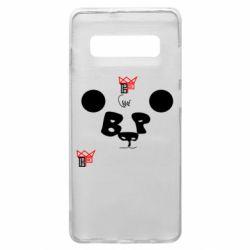Чохол для Samsung S10+ Panda BP