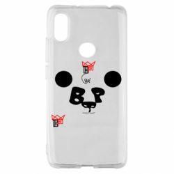 Чохол для Xiaomi Redmi S2 Panda BP
