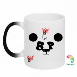 Кружка-хамелеон Panda BP