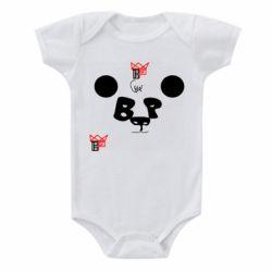 Дитячий бодік Panda BP