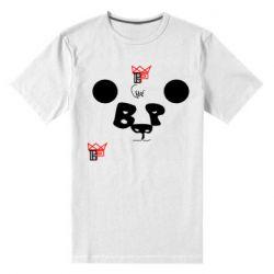 Чоловіча стрейчева футболка Panda BP