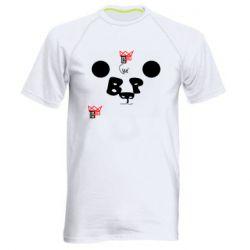 Чоловіча спортивна футболка Panda BP