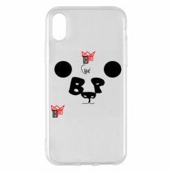 Чохол для iPhone X/Xs Panda BP