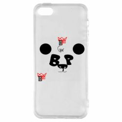 Чохол для iphone 5/5S/SE Panda BP