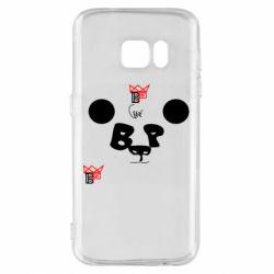 Чохол для Samsung S7 Panda BP
