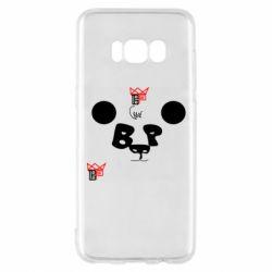 Чохол для Samsung S8 Panda BP
