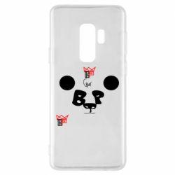 Чохол для Samsung S9+ Panda BP