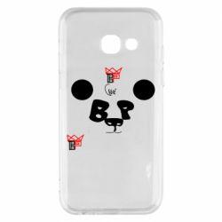 Чохол для Samsung A3 2017 Panda BP