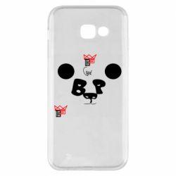 Чохол для Samsung A5 2017 Panda BP