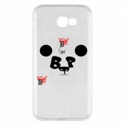 Чохол для Samsung A7 2017 Panda BP