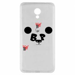Чохол для Meizu M5 Note Panda BP