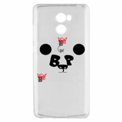 Чохол для Xiaomi Redmi 4 Panda BP