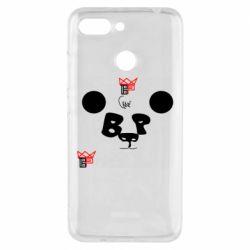 Чохол для Xiaomi Redmi 6 Panda BP