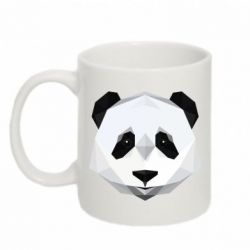 Кружка 320ml Panda Poly Art