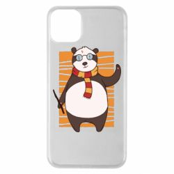 Чехол для iPhone 11 Pro Max Panda Potter