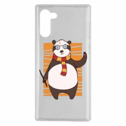 Чехол для Samsung Note 10 Panda Potter