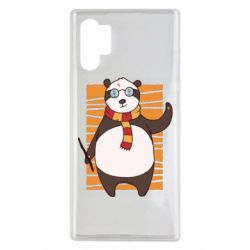 Чехол для Samsung Note 10 Plus Panda Potter