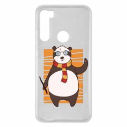 Чехол для Xiaomi Redmi Note 8 Panda Potter