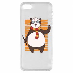 Чехол для iPhone5/5S/SE Panda Potter