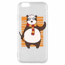 Чехол для iPhone 6/6S Panda Potter