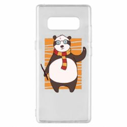 Чехол для Samsung Note 8 Panda Potter