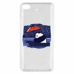 Чехол для Xiaomi Mi 5s Panda and rain