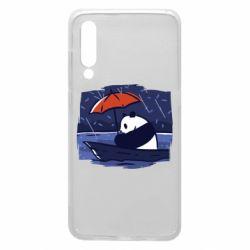 Чехол для Xiaomi Mi9 Panda and rain