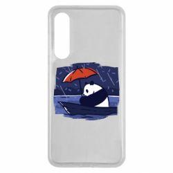 Чехол для Xiaomi Mi9 SE Panda and rain